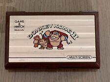 Nintendo Game & Watch - Donkey Kong 2 -Bon état