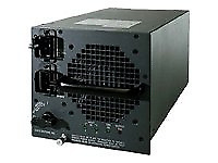 Cisco WS-CAC-6000W R4  - Power supply - hot-plug plug-in module - AC 110/220 V -