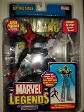 Marvel Legends 1st Appearance Spider-Man Toy Biz BAF Sentinel Series