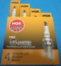 4 Spark Plugs Genuine NGK 5018 OEM # LFR5AGP G-Power Platinum