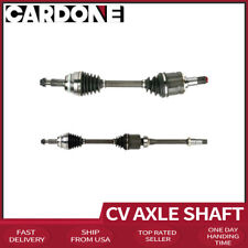 Cardone CV Axle Shaft Front Left+Right X2 Fits 2005 2006 2007 TOYOTA AVALON UU26