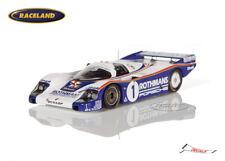 Porsche 956 Team Rothmans Sieger Le Mans 1982 Ickx/Bell, Spark 1:43, 43LM82