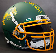 *CUSTOM* NORTH DAKOTA STATE BISON NCAA Schutt XP GAMEDAY Replica Football Helmet