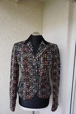 Riani - Luxux bezaubernd schöner Blazer Jacke Gr 36 mit Mohair
