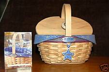 Longaberger Baskets 2000 Hostess Appreciation Mint