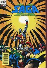SAGA X-MEN N°13. SEMIC. 1993.