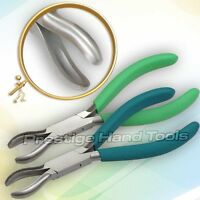 Prestige Ring holding pliers jewellery large grooved jaws Jewellery making tools