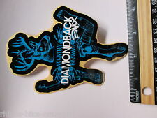 "5"" DIAMONDBACK Blue Life (BMX Road MTB Mountain Bike Frame) Sticker Decal rbz"