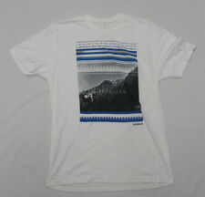 Nixon Men Large Tshirt Mountain View