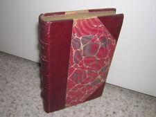 1902.la vie publique / Emile Fabre.envoi autographe.théatre.reliure de Engel