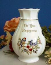 Royal Tara Engagement Vase, Harmony Pattern,Galway