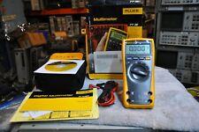 New Fluke 77iv Multimeter Withtest Leads Amp Manual Soft Case Included