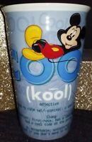 Disney Mickey Mouse Goofy Kool Fool Ceramic Coffee Mug Teal Mug 12 Oz No handle