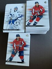 2019-20 UD SP Hockey Retail you pick cards 1-100
