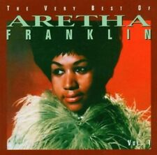 Very Best of Aretha Franklin Vol.1 The (the 60s CD