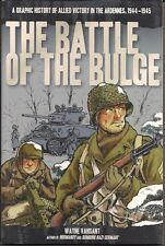 BATTLE OF THE BULGE ZENITH SOFT COVER GRAPHIC NOVEL WWII ALLIED VICTORY NEW