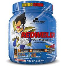 Olimp Redweiler 480g Pre Workout Booster  Muskelpumpe | L-Arginin | Beta-Alanin