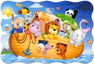 Castorland 20 Piece Kids Puzzle - Noah's Ark
