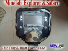 Minelab Control Box Cover for Explorer & Safari Metal Detectors Rain Dirt Camo