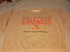 St. Louis Cardinals Sweatshirt Men's Size 3XL, MLB Baseball