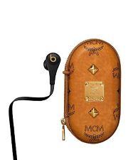 $450 APPLE BEATS Dr. Dre MCM GOLD BLACK TOUR 2.0 IN-EAR EARBUDS HEADPHONES CASE
