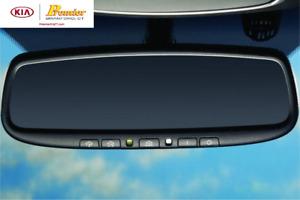 2016-2020 Kia Sorento Auto Dimming Mirror w/ Compass & Homelink C6062 ADU00