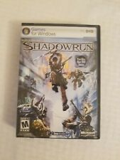 Shadowrun (PC, 2007) - Play with xbox 360 players games for windows with key