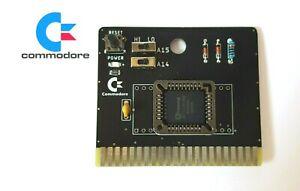 Commodore c64 c64c C128 4in1 16k ROM Cartridge PLCC32