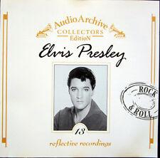 CD / ELVIS PRESLEY / AUDIO ARCHIVE COLLECTOR EDITION / RARITÄT /