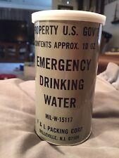 USAF/USN SURVIVAL KIT EMERGENCY DRINKING WATER