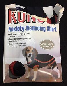 KONG Anxiety-Reducing Pet Dog Shirt - Large