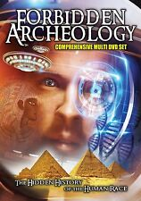 Forbidden Archeology: The Hidden History Of The Human Race: New DVD