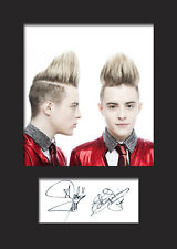 JEDWARD #2 A5 Signed Mounted Photo Print - FREE DELIVERY