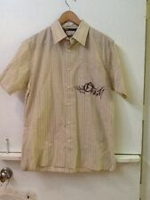 O'Neil Short Sleeve Button-up Shirt Men's Medium