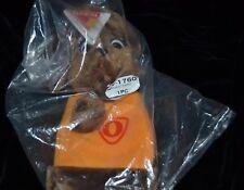 """Vintage Plush Dakin Hand Puppet 10"""" Dog Offalot Energy Imagination NIP Sealed!"""