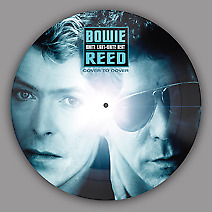 DAVID BOWIE/ LOU REED WHITE LIGHT WHITE HEAT  LIMITED 7 INCH PICTURE DISC