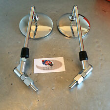 SUZUKI GT50 PAIR OF REPLACEMENT MIRRORS 1979 - 1981