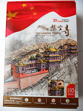 3D Puzzle Hanging Tempel (Länge 80 cm) Cubic Fun Kloster Temple China