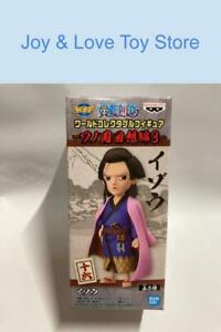 ONE PIECE WCF World Collectable Figure Izou Japan Import