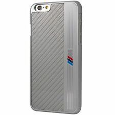 """BMW M COLLECTION Sport Hard Shell Case for iPhone 6 iPhone 6s 4.7"""" (Sliver)"""