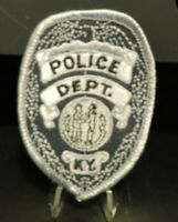 TENNESSEE VALLEY AUTHORITY POLICE OBSOLETE PATCH   BX 5 #9