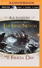 The First Notch : A Tale from the Legend of Drizzt by R. A. Salvatore (2015,...