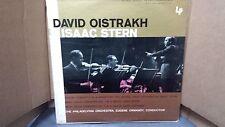 BACH-VIVALDI - DAVID OISTRAKH/ISAAC STERN CONCERTOS LP VINYL VG+/VG+ ML5087