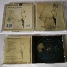 MARIO CASTELNUOVO - BUONGIORNO - CD USATO FUORI CATALOGO