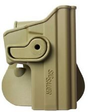 Z1090 IMI Defense Desert Tan Right Hand Roto Holster for Sig Sauer 225/229 9mm