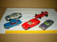 Konvolut Nr. 587 Modellautos SCHUCO, POLISTIL, MC TOY, HUSKY, Mercedes 200, Ferr