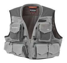 NEW Simms g3 Guede Vest 100% Cordura Fishing