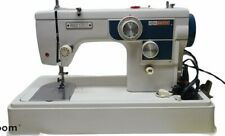 Vintage Vogue Stitch 669SS Sewing Machine Hard Case, Manuals, Pattern Cams etc