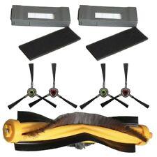 Set-of 7 For Vacuum Cleaner Filters For Ecovacs Deebot DM80-KTA Robotic M81 DM81
