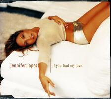JENNIFER LOPEZ IF YOU HAD MY LOVE 5 TRACK AUSTRALIAN PRESSING CD - EXC - VGC